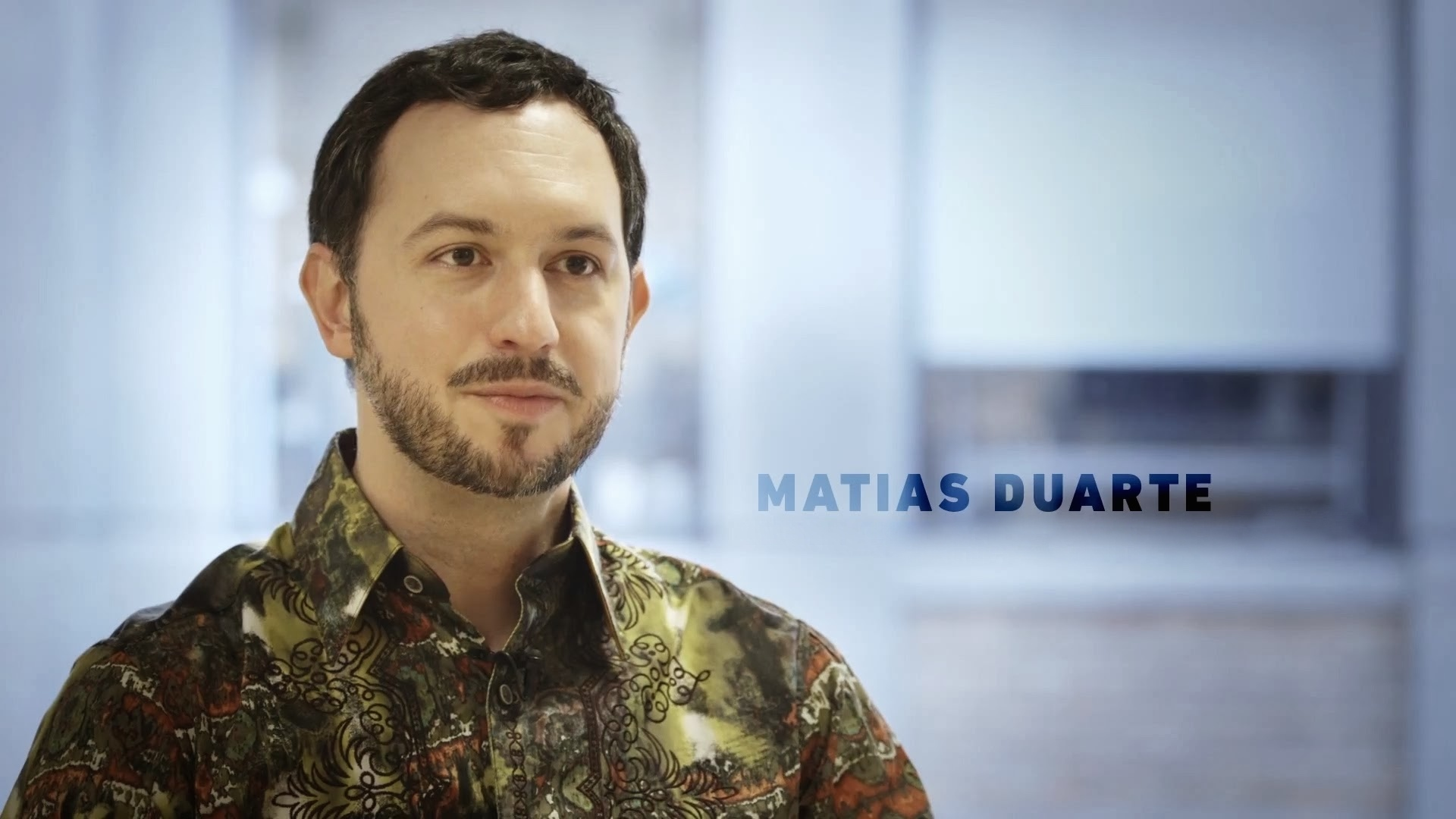 围观!Android首席设计师谈移动与软件设计