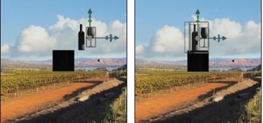 PS教程:教你打造3D葡萄酒广告