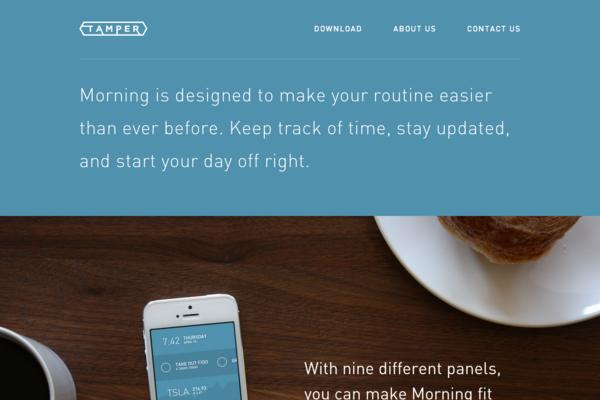 木板上的优雅!木纹理背景网页设计欣赏