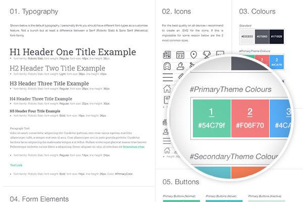 专业设计师必读!如何为网站和应用创建设计准则