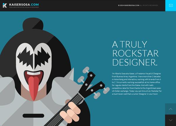 碉堡了!20个炒鸡棒的HTML5网站欣赏