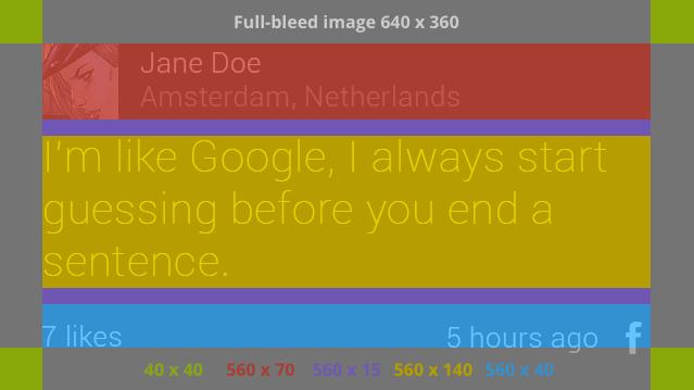 感受未来设计!超详的Google Glass界面设计指南