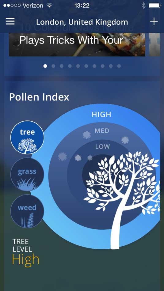 来自最著名天气类App的7条设计经验