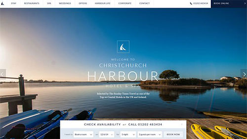 打造顶级体验!一组豪华度假酒店官方网站欣赏