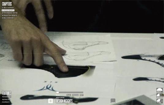 活色生香!16款使用视频背景网页欣赏
