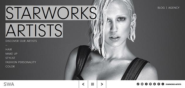 完全把持不住!一组帅哥美女云集的时尚网站欣赏