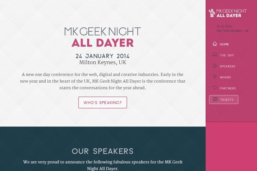 超赞!2014年最火的10个扁平化网站
