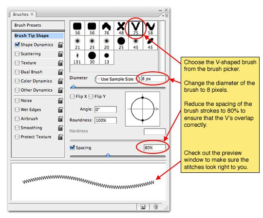 经典教程!执行力强心针:字体特效篇(2)