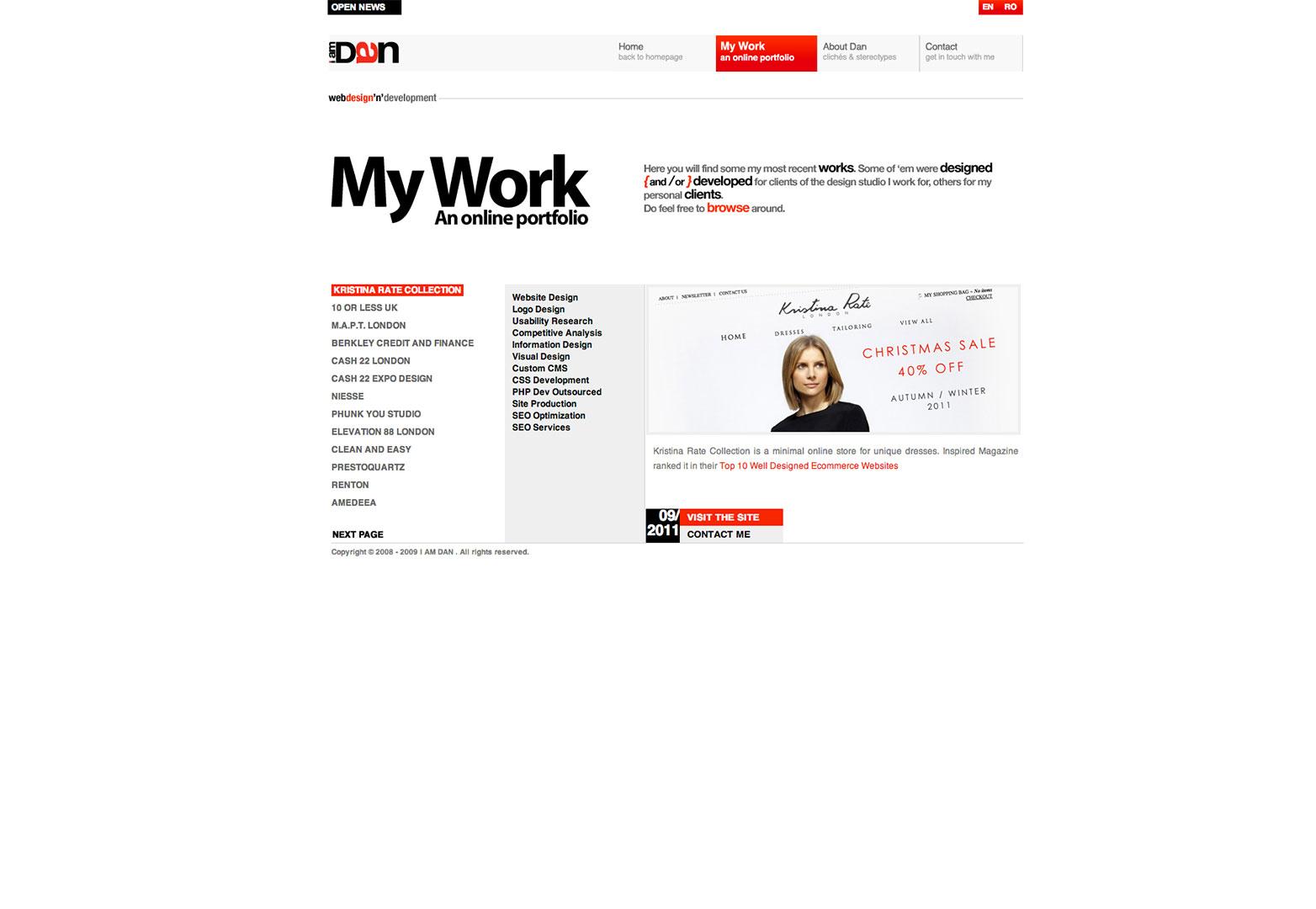 高端网站都懂的!如何在网页设计中使用留白