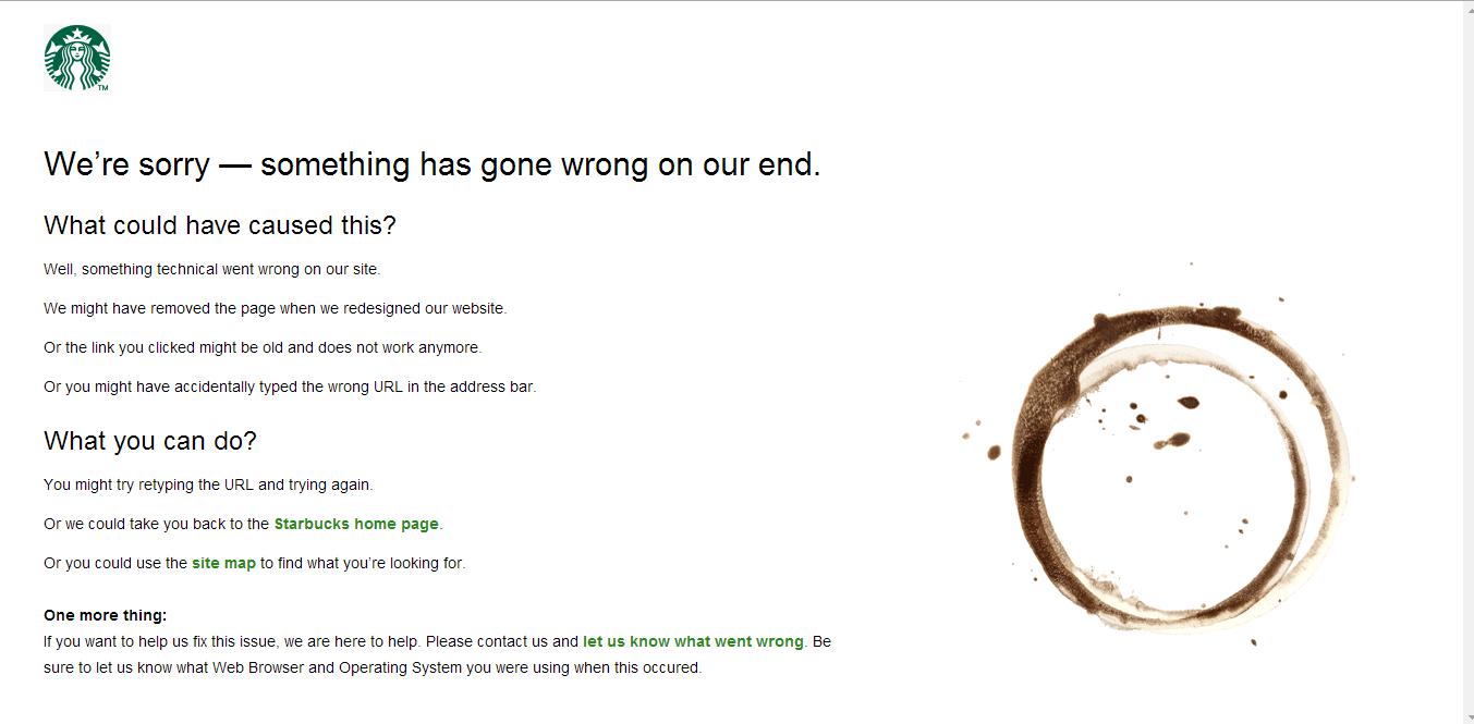 超实用!不容错过的优秀404页面设计指南