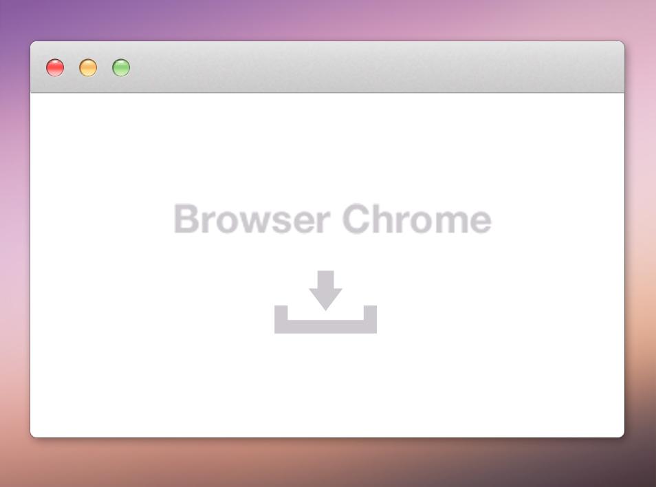 Browser-Chrome-PSD
