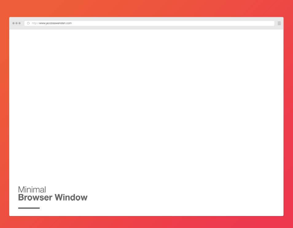 Free-minimal-browser-window