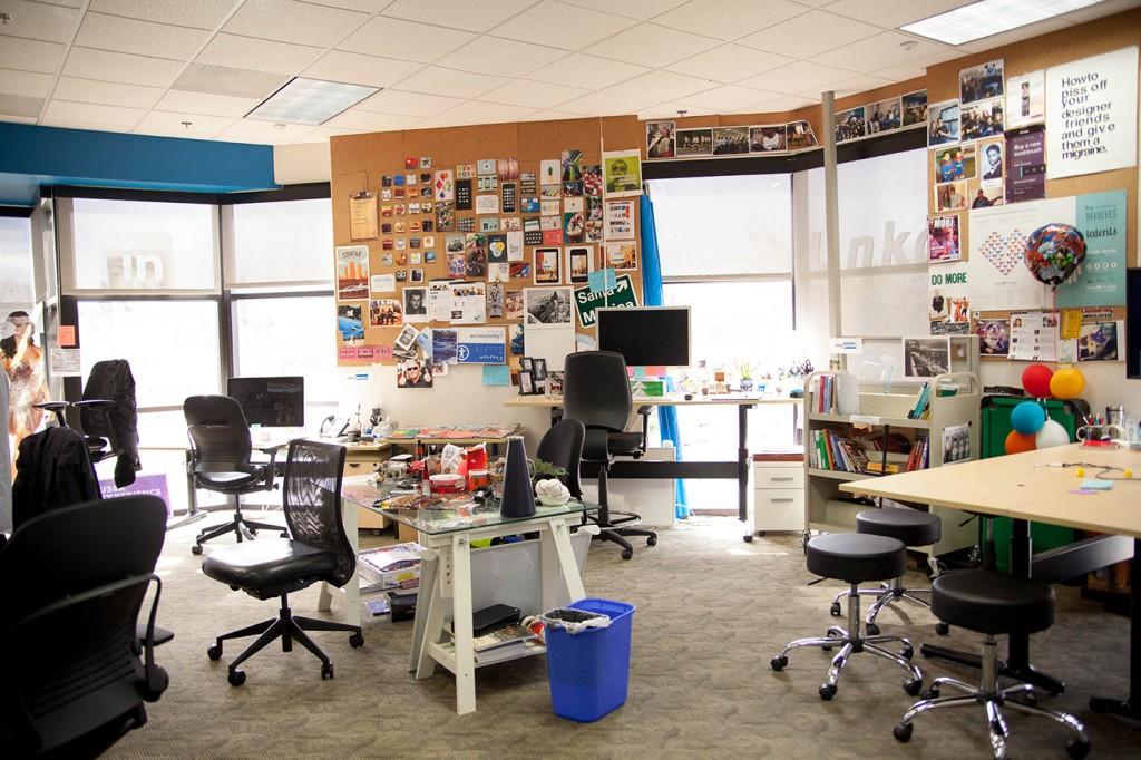 全球最大职业社交网站LinkedIn!用户体验主管访谈