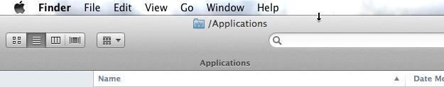 少数派报告!聊聊OS X鲜为人知的细节设计 top 10