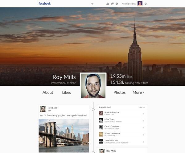 网站七十二变!一组社交网站重设计顶尖案例欣赏