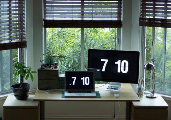别人家的设计装备!20位顶级设计师的桌面环境