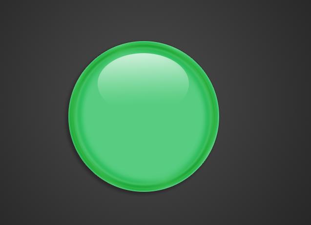 PS新手教程!手把手教你绘制一枚拟物化水晶纽扣
