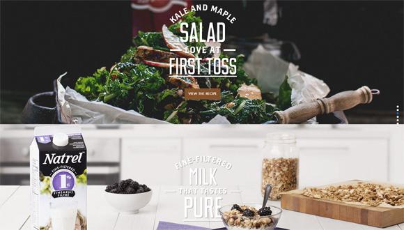垂涎欲滴!20个超好吃的美食网站设计欣赏