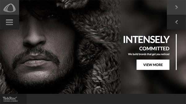 瞬间抓住眼球!24个特色人像背景的全屏网站设计