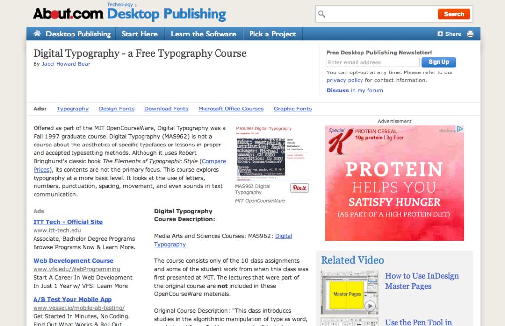 自学加油站!免费在线学习平面设计的顶尖网站TOP 10