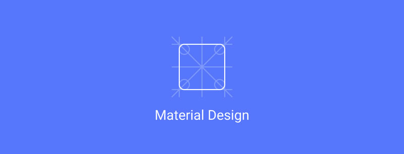 Material Design Icon Templates AI