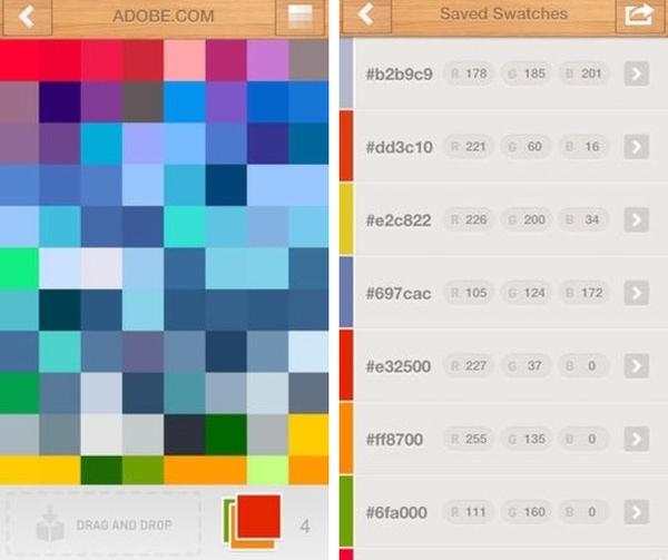 你也可以成为色彩达人!最好用的配色工具Top 5
