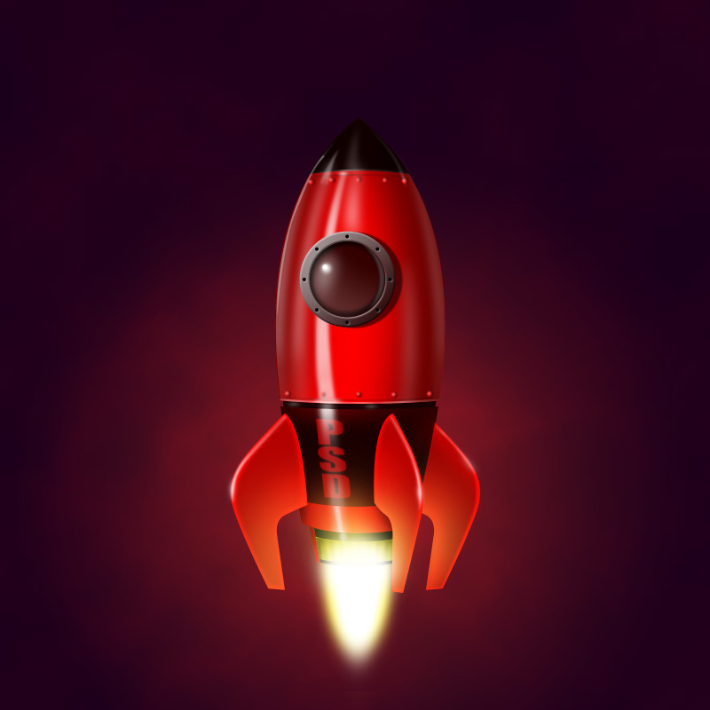 PS中级教程!手把手教你打造超酷炫的宇宙飞船
