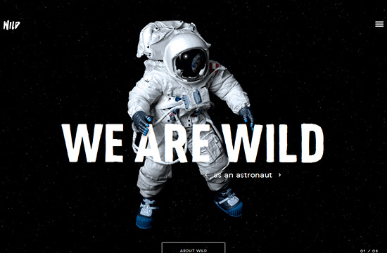 一张纸的创意!39个灵感爆棚的单页网站设计