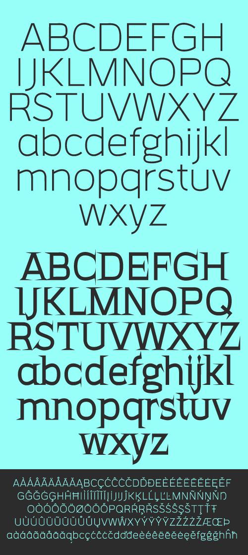 Kloe free font
