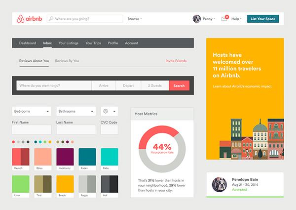 设计团队必看!教你10招搞定web设计风格指南