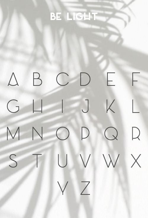 字体排行榜!2014年最受欢迎的35款字体素材打包下载