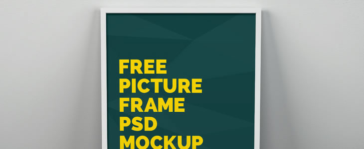 Artwork Frame Mockup