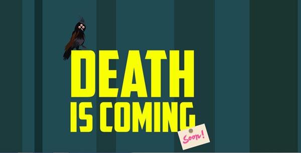 01 impressive promotional websites deathiscoming 20 Impressive Promotional Website Designs