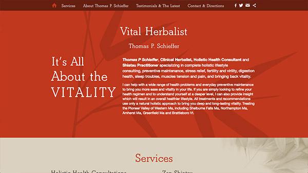 Vital Herbalist