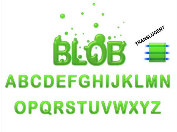 资源二重奏!100+字体样式和60个平面展示模板免费打包下载