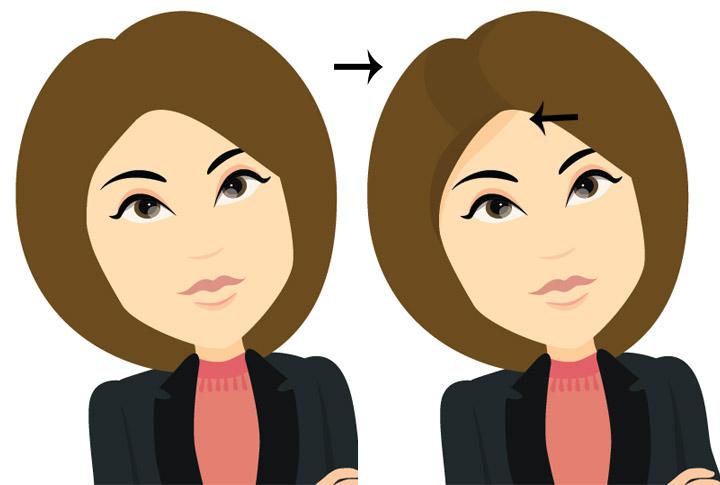 PS中级教程!教你绘制个人专属的可爱卡通头像