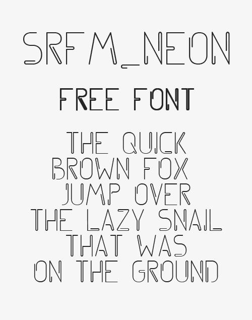 都是精品哟!12款新鲜出炉的字体素材免费下载