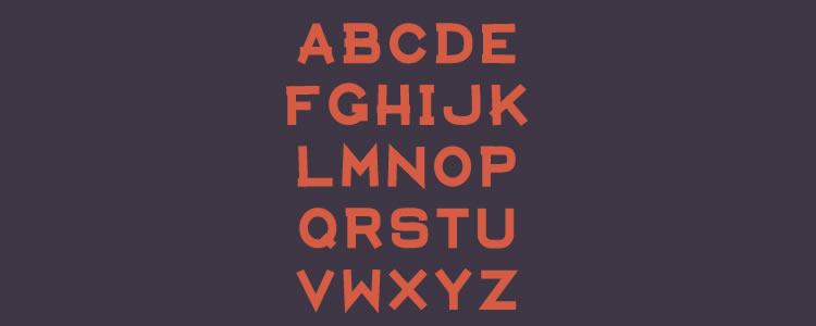 特别的字给特别的你!20个标题字体素材免费下载