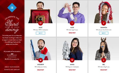 玩转圣诞创意!10个以圣诞节为主题的优秀网站设计