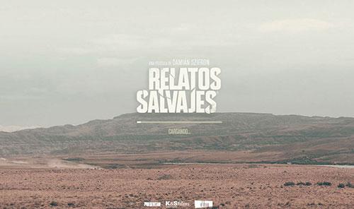 Relatos Salvajes / Wild Tales 网页设计欣赏