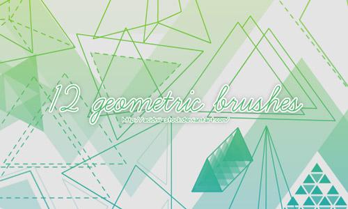 10-geometric-brushes-photoshop