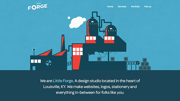 Little Forge