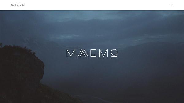 Maaemo Restaurant