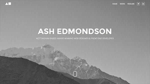 Ash Edmondson