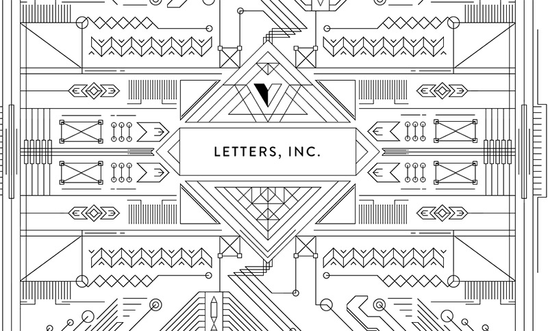 Letters. Inc in Best Creative Website Designs of 2014