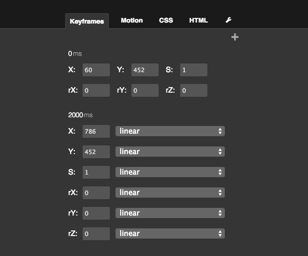 超实用!可视化CSS3动画生成神器Stylie