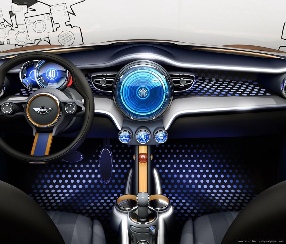 向着下一个时代进发!酷炫的汽车仪表盘UI设计合集