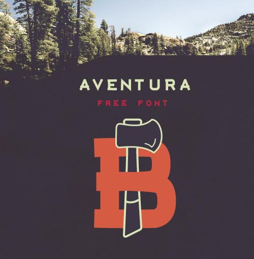 Aventura+font