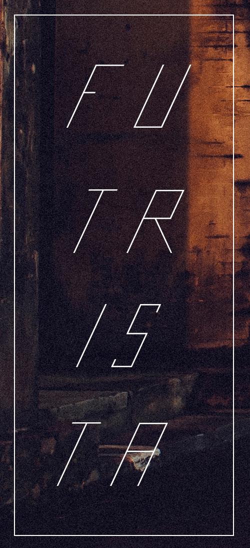 Futrista+font