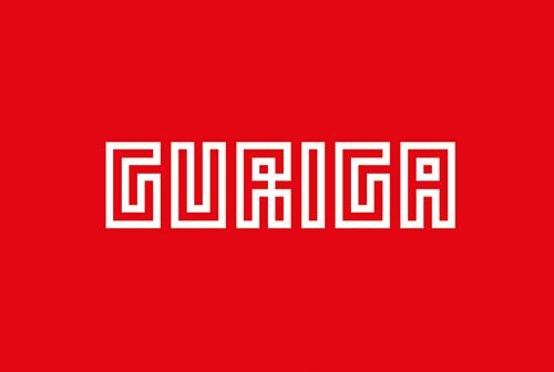 Guriga+font